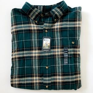 Other - 🆕 Arrow Flannel Button-Up